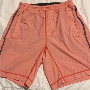 Men's Lululemon workout shorts